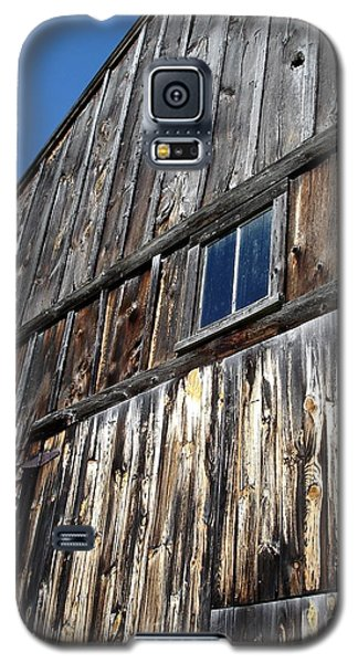 Barn End Looking Up Galaxy S5 Case