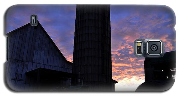 Barnyard Sunrise IIi Galaxy S5 Case