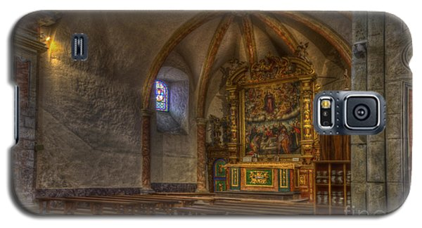 Baroque Church In Savoire France 3 Galaxy S5 Case