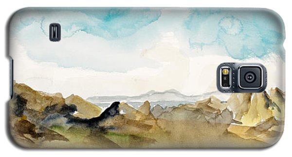 Barren Landscape Galaxy S5 Case