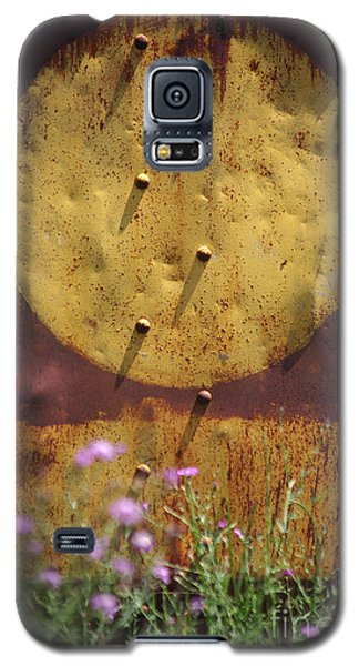 Basic Elements Galaxy S5 Case by Vicki Pelham