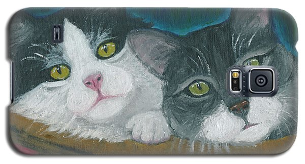 Basket Of Kitties Galaxy S5 Case