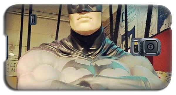 Movie Galaxy S5 Case - Batman by Oscar Rodriguez