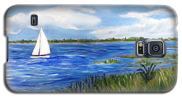Bayville Marsh Galaxy S5 Case