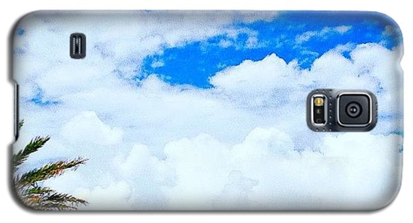 Cause Galaxy S5 Case - #beach #bestpic #beautiful #sea #sky by Susan McGurl