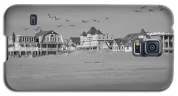 Beach Birds Galaxy S5 Case