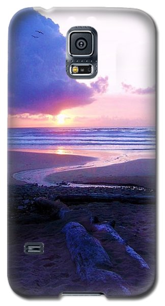 Beach Time Galaxy S5 Case