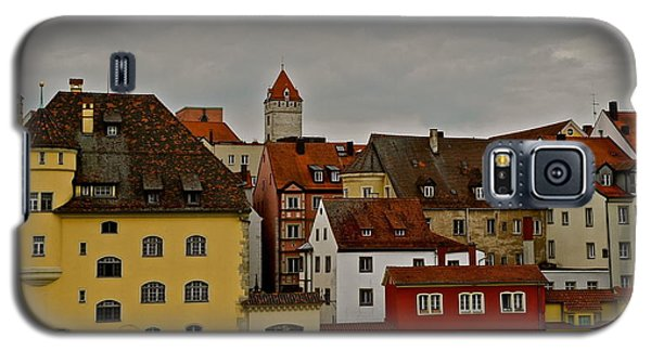 Galaxy S5 Case featuring the photograph Beautiful Regensburg by Kirsten Giving