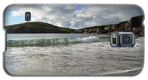 Beebane Beach Galaxy S5 Case by Barbara Walsh