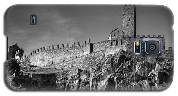 Bellinzona Switzerland Castelgrande Galaxy S5 Case by Joana Kruse