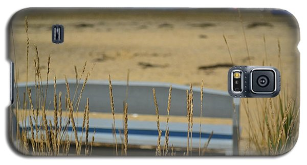 Bench On The Beach Galaxy S5 Case