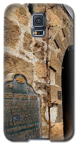 Beringer Winery  Galaxy S5 Case