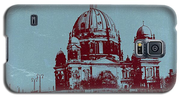 Berlin Galaxy S5 Case - Berlin Cathedral by Naxart Studio