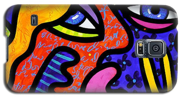 Bev's Beauty Bar Galaxy S5 Case