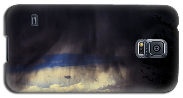 Galaxy S5 Case featuring the photograph Beyond The Veil by Susanne Still