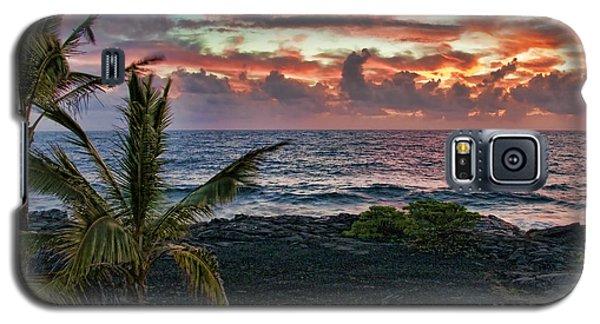 Big Island Sunrise Galaxy S5 Case
