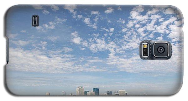Big Sky Yeg Galaxy S5 Case