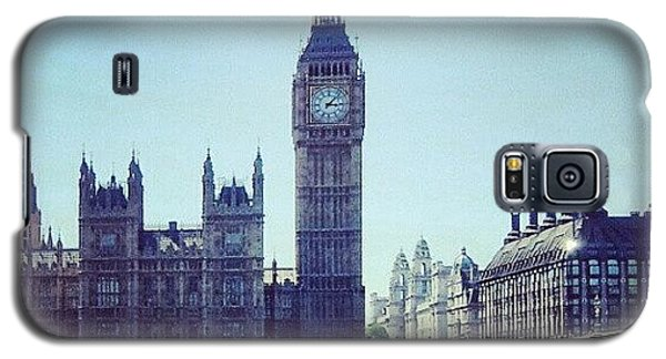 #bigben #buildings #westminster Galaxy S5 Case by Abdelrahman Alawwad