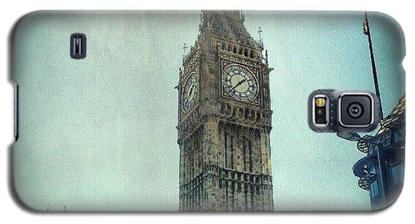 London Galaxy S5 Case - #bigben #uk #england #london #londoneye by Abdelrahman Alawwad