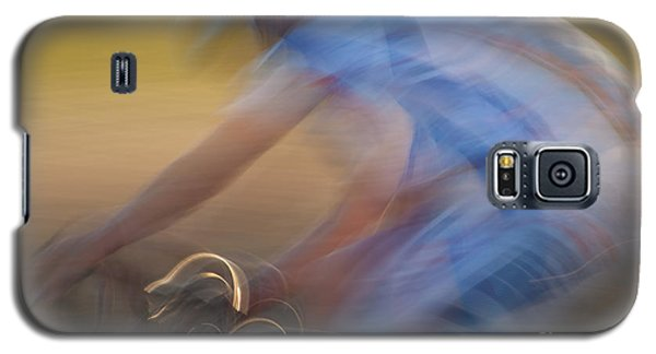 Bike Race 2 Galaxy S5 Case by Catherine Lau