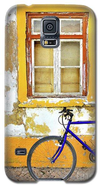 Bicycle Galaxy S5 Case - Bike Window by Carlos Caetano
