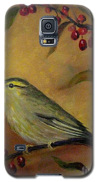 Bird And Berries Galaxy S5 Case