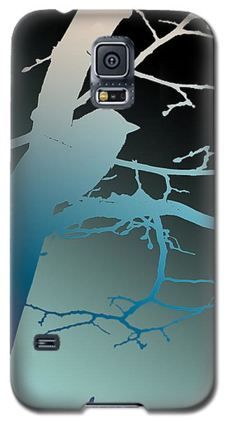 Bird At Twilight Galaxy S5 Case