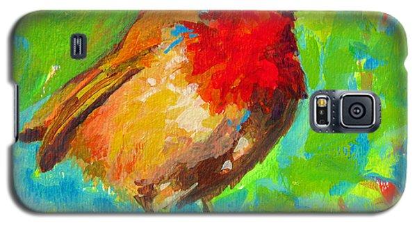 Birdie Bird - Robin Galaxy S5 Case