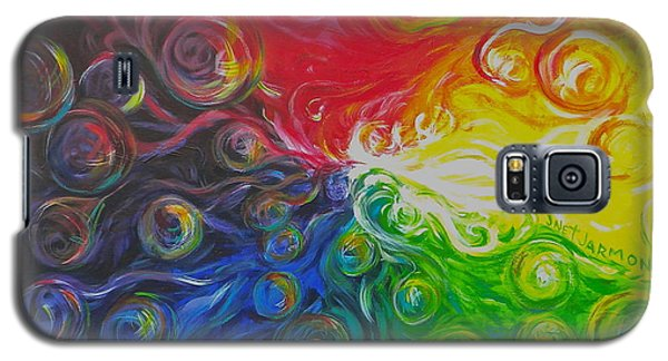 Birth Of Color Galaxy S5 Case