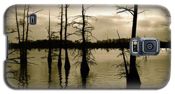 Black Bayou 8 Galaxy S5 Case