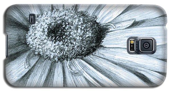 Black White Gerber Galaxy S5 Case