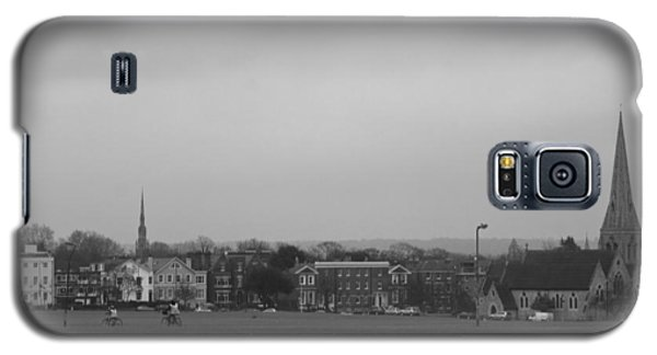 Galaxy S5 Case featuring the photograph Blackheath Village by Maj Seda