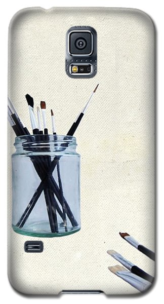 Blank Canvas Galaxy S5 Case