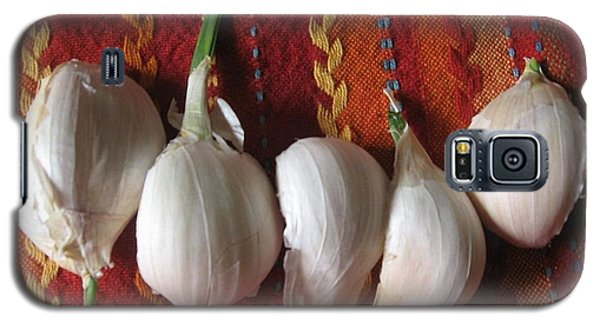Blooming Garlic Bulbs Galaxy S5 Case
