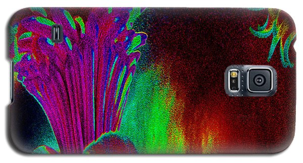 Blooming In The Dark Galaxy S5 Case