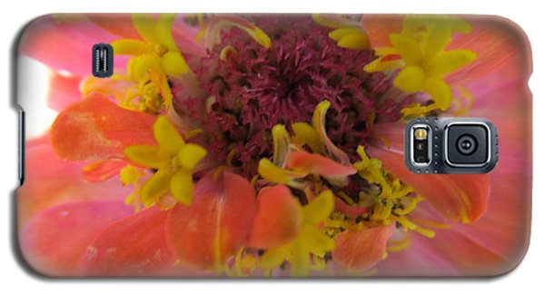Galaxy S5 Case featuring the photograph Blooming Within by Tina M Wenger