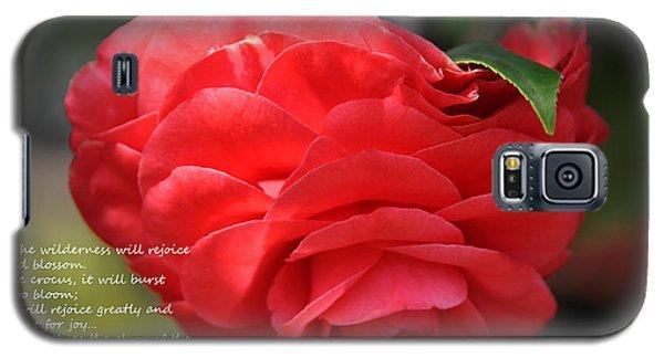 Blossom Of Love Galaxy S5 Case