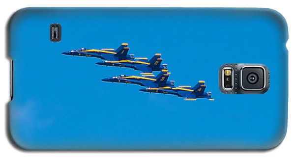 Blue Angels Galaxy S5 Case
