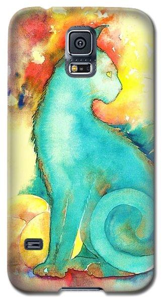 Blue Damsel Galaxy S5 Case