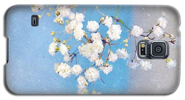 Blue Morning Galaxy S5 Case by Lyn Randle