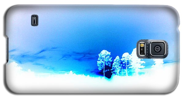Blue Sky Galaxy S5 Case by Max Mullins
