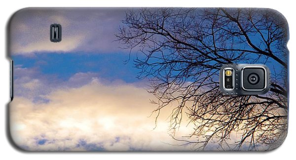 Galaxy S5 Case featuring the photograph Blue Sky by Michelle Frizzell-Thompson