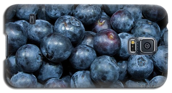 Blueberries Galaxy S5 Case