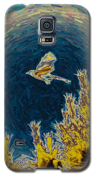 Bluejay Gone Wild Galaxy S5 Case
