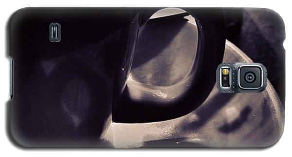 #bnw Galaxy S5 Case by Ritchie Garrod