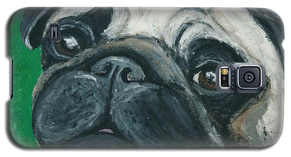 Bo The Pug Galaxy S5 Case