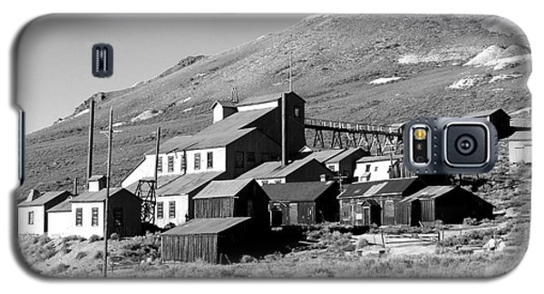 Galaxy S5 Case featuring the photograph Bodie Ghost Town by Jim McCain