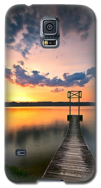 Booker T Dock 1 Galaxy S5 Case
