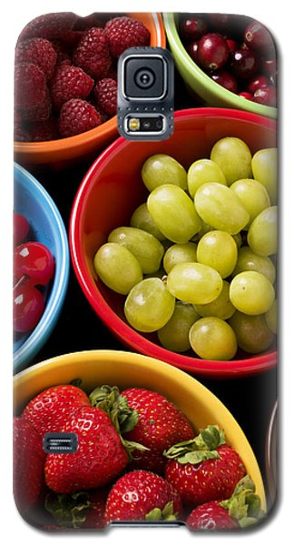 Bowls Of Fruit Galaxy S5 Case