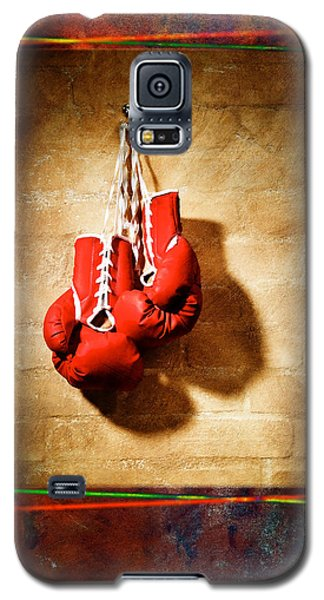 Boxing Galaxy S5 Case